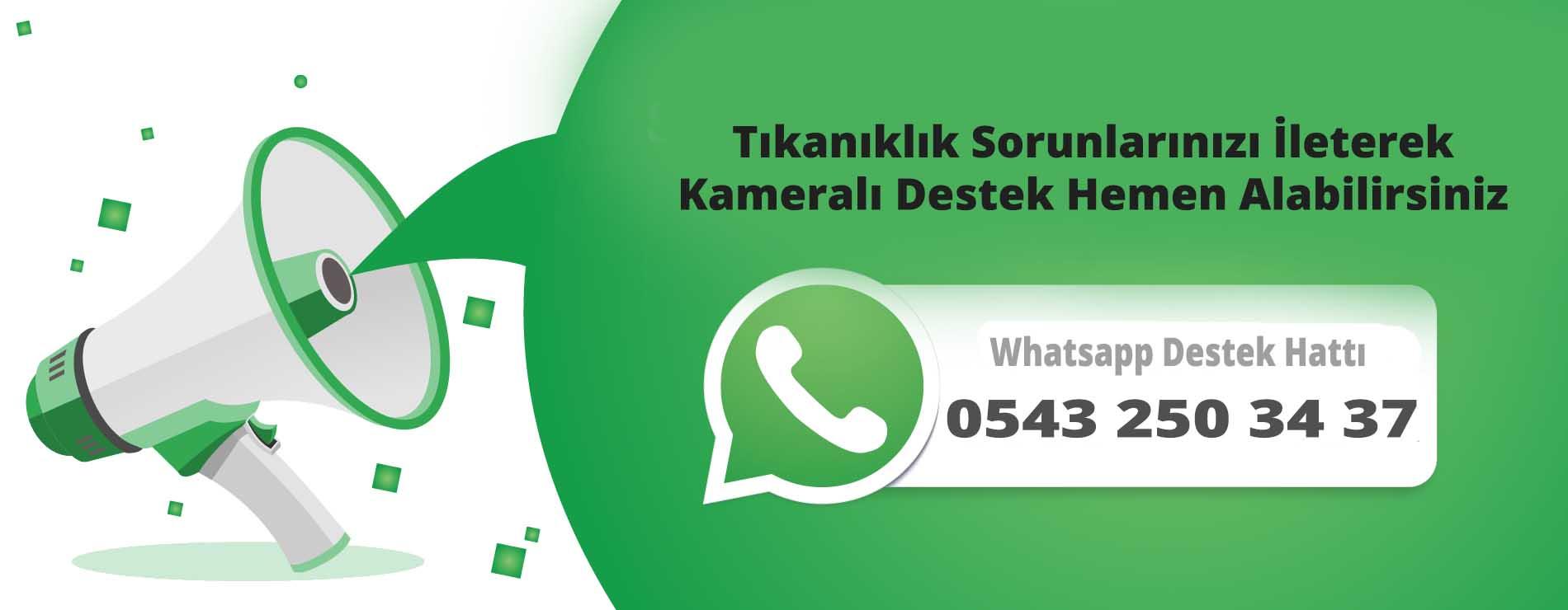 gebze tıkanıklık açma whatsapp hattı